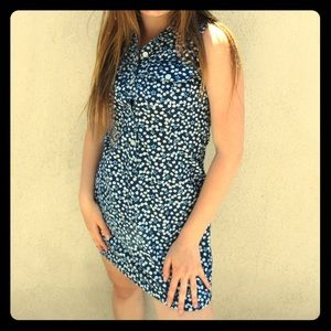 Vintage mini dress